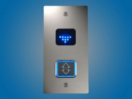 Σ2 180X90 S.MIRROR BLUE
